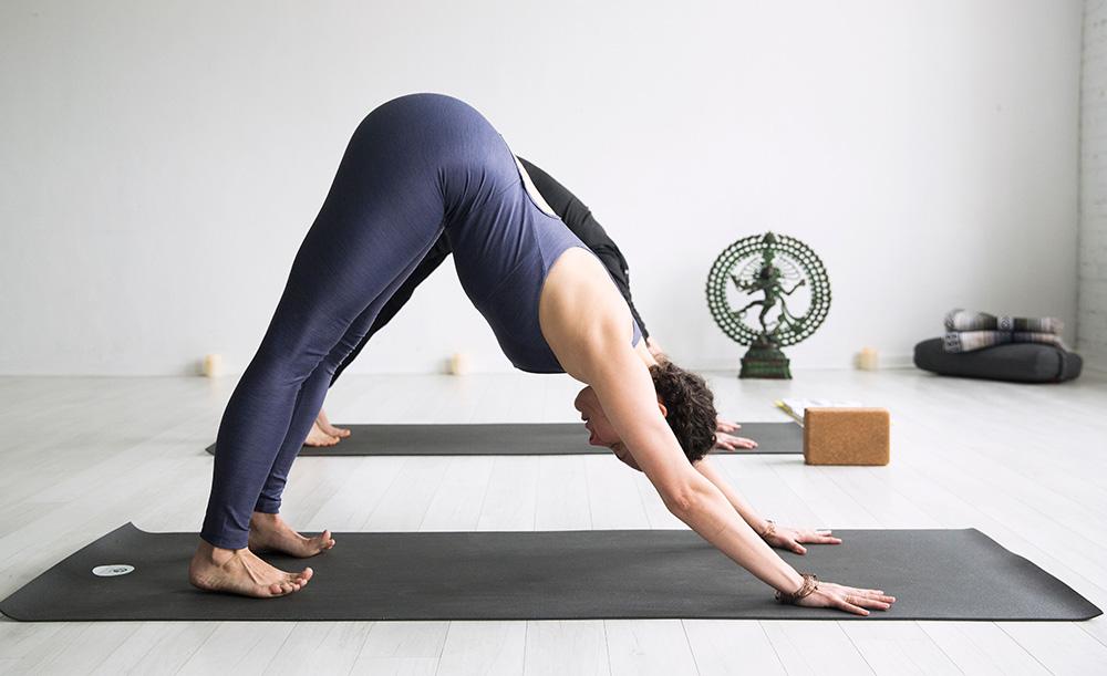 Downward Facing Dog | Uptown Yoga