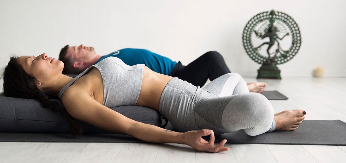 Yoga Nidra Uptown Yoga