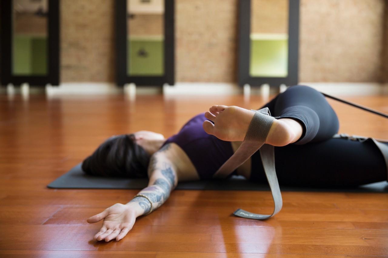 Yoga Props Straps