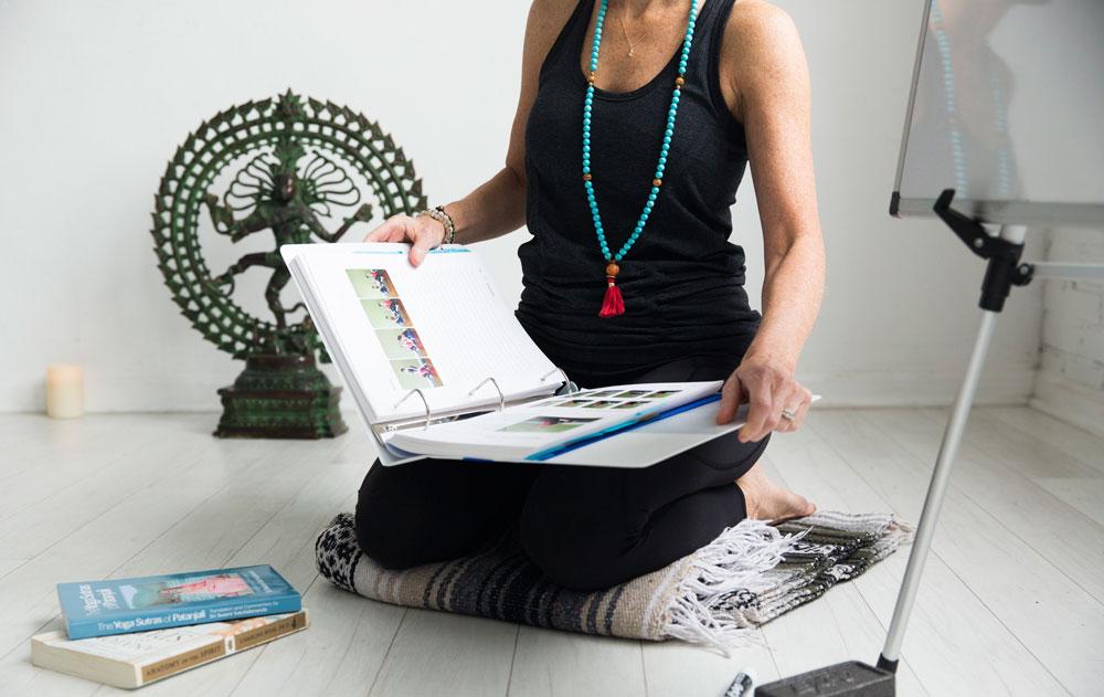 Yoga Teacher Uptown Yoga