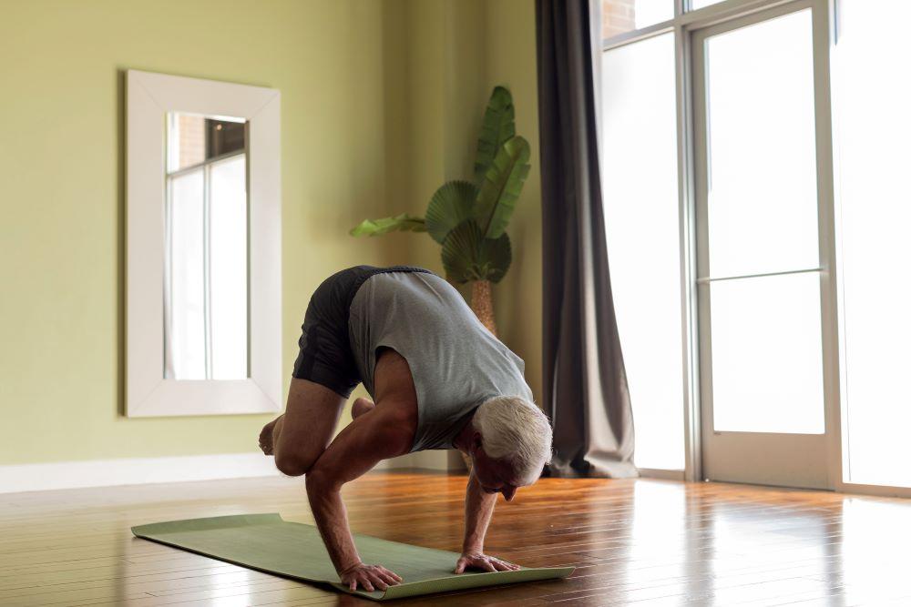brad walters yoga practice
