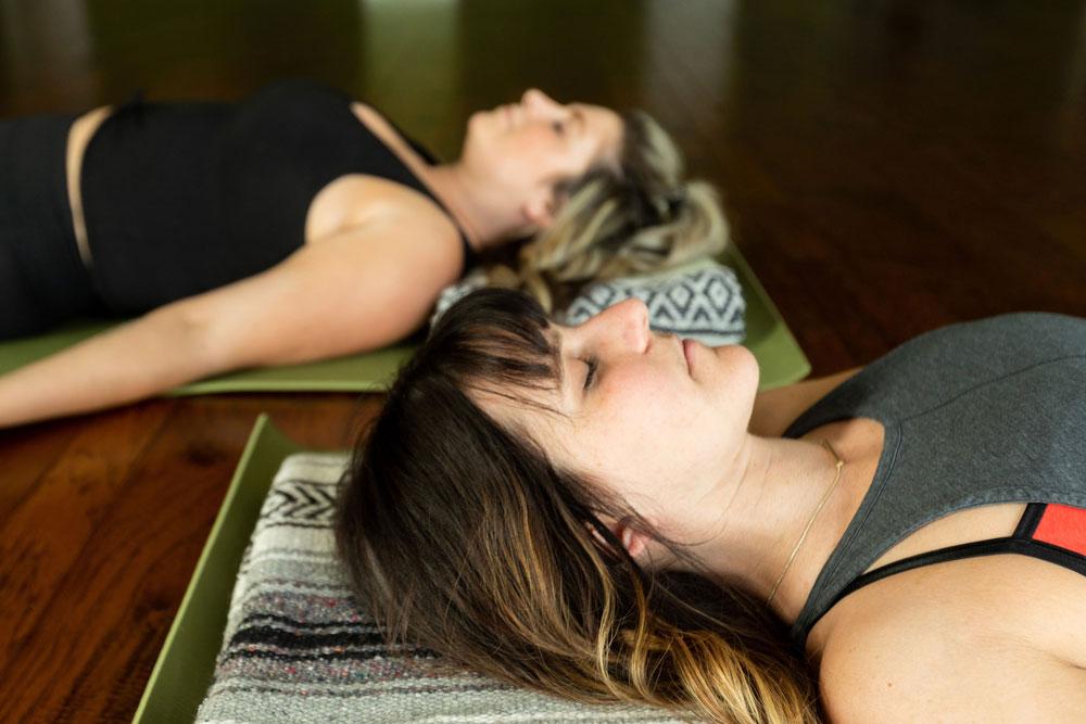 Self-Care in yoga