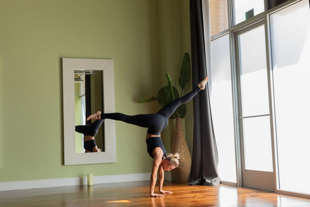 Strength With Handstands