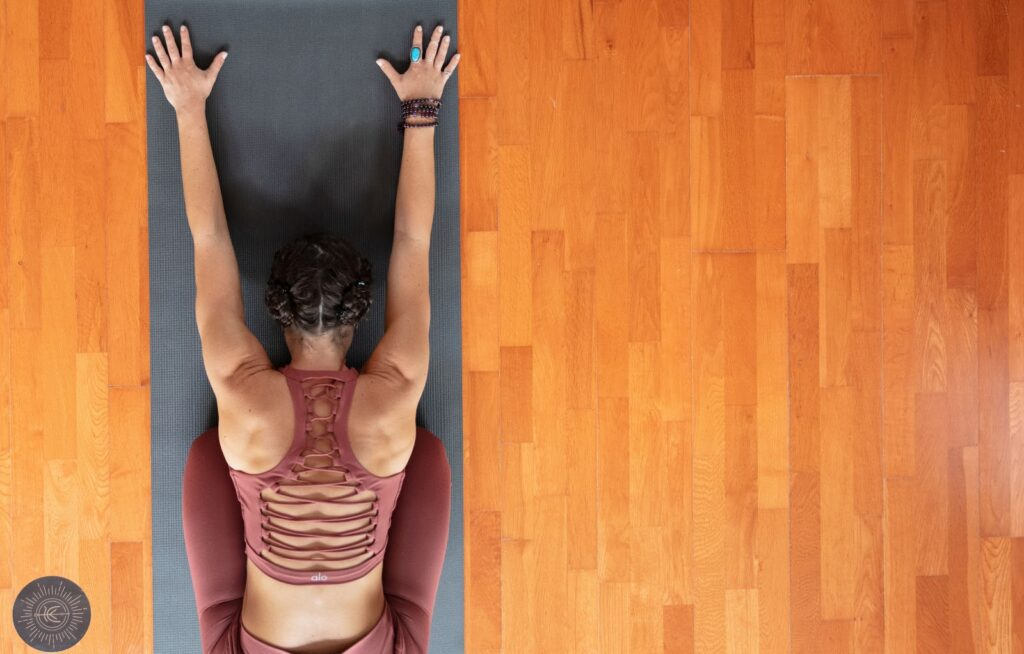 Morning Yoga Practice as Morning Rituals For Wellness